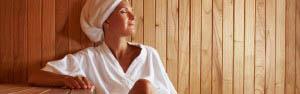 Sauna et cabine infrarouge